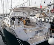 Segelyacht Oceanis 45 chartern in Göcek Marina