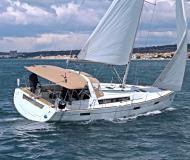 Sail boat Oceanis 45 available for charter in Sukosan Bibinje