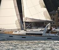 Segelboot Oceanis 45 chartern in Tourlos