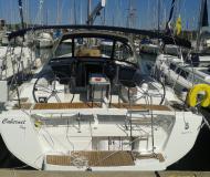 Segelyacht Oceanis 45 chartern in Marina Kastela