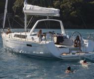 Segelyacht Oceanis 45 chartern in Marina di Scarlino