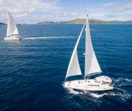 Sailing yacht Oceanis 45 for rent in Dubrovnik
