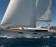 Sailing yacht Oceanis 45 for hire in Marina Kotor