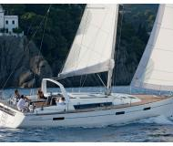 Segelyacht Oceanis 45 Yachtcharter in Hafen von Mirabello