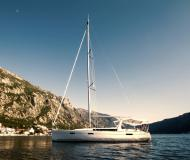 Sailing yacht Oceanis 45 available for charter in ACI Marina Slano