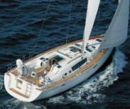 Sailing yacht Oceanis 46 available for charter in Marina Porto Colom