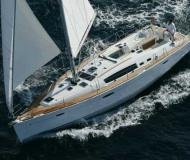 Yacht Oceanis 46 available for charter in Puntone