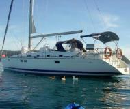 Oceanis 461 Segelyacht Charter Volos