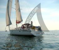 Oceanis 473 Segelyacht Charter Gothenburg