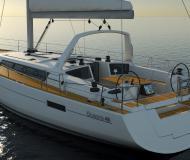 Segelyacht Oceanis 48 chartern in Marina Le Marin
