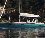 Yacht Oceanis 48 for charter in Alimos Marina Kalamaki