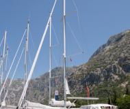 Segelboot Oceanis 48 Yachtcharter in Porto Montenegro