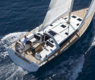 Sailing yacht Oceanis 48 available for charter in Marina di Scarlino