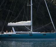 Yacht Oceanis 48 available for charter in Grand Harbour Marina