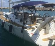 Yacht Oceanis 50 Family Yachtcharter in Furnari
