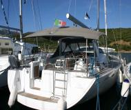 Segelboot Oceanis 50 Family chartern in Marina di Portisco