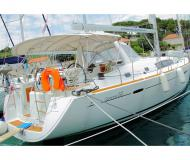Yacht Oceanis 50 Family available for charter in Marina Rogac