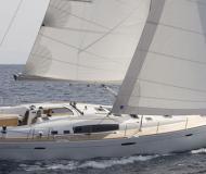 Oceanis 54 Segelyacht Charter French Cul de Sac