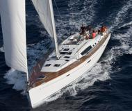 Sail boat Oceanis 54 available for charter in Cagliari