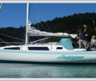 Sailing yacht Raven 31 for rent in Bay of Islands Marina