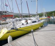 Sailing boat Salona 42 available for charter in Kastela
