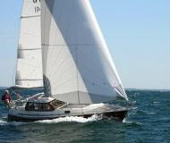 Sailing yacht Sirius 32 DS available for charter in Fehmarn