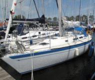 Segelboot Spirit 36 Yachtcharter in Marina de Vrijheid