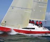 Segelyacht Sun Fast 3200 Yachtcharter in Nieuwpoort