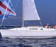 Sun Odyssey 29.2 Sailboat for rent Poros