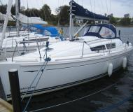 Yacht Sun Odyssey 30i available for charter in Dyvig