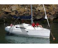 Sun Odyssey 32 Segelyacht Charter Poros