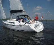 Yacht Sun Odyssey 32i available for charter in Terkaple