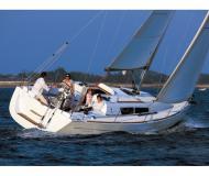 Yacht Sun Odyssey 33i chartern in Gouvia