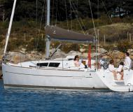 Sailing boat Sun Odyssey 33i Performance for charter in Dyvig