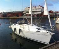 Segelyacht Sun Odyssey 34.2 chartern in Ockero