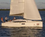 Segelboot Sun Odyssey 349 chartern in Marina Bas du Fort