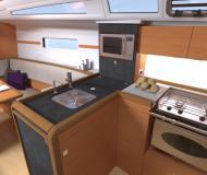 Sail boat Sun Odyssey 349 for hire in Birgu