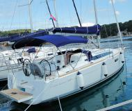Sailing yacht Sun Odyssey 349 available for charter in Rogac