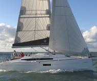Yacht Sun Odyssey 349 Yachtcharter in Yachthafen Volos