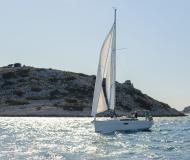 Segelboot Sun Odyssey 349 Yachtcharter in Ploce
