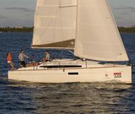 Yacht Sun Odyssey 349 available for charter in Marina di Punta Ala