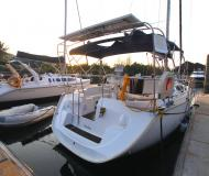 Segelboot Sun Odyssey 35 Yachtcharter in Koh Chang Marina Resort
