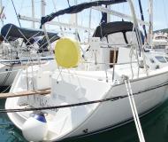 Segelboot Sun Odyssey 35 Yachtcharter in ACI Marina Split