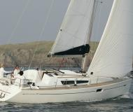 Yacht Sun Odyssey 36i available for charter in Finikas Marina