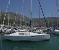 Sailing boat Sun Odyssey 36i for hire in Dubrovnik