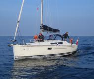 Segelboot Sun Odyssey 36i Yachtcharter in Dyvig