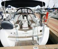 Sailing yacht Sun Odyssey 36i for rent in Marina Porto Colom