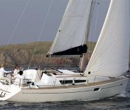Segelyacht Sun Odyssey 36i chartern in Landbouwhaven Marina