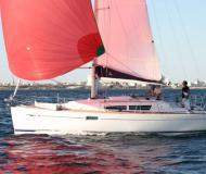 Yacht Sun Odyssey 36i for charter in Bodrum