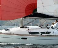 Segelboot Sun Odyssey 36i chartern in Denia